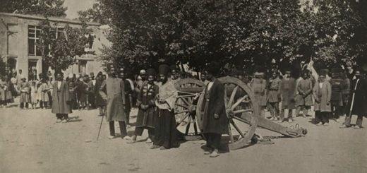 اعدام در دوره قاجار