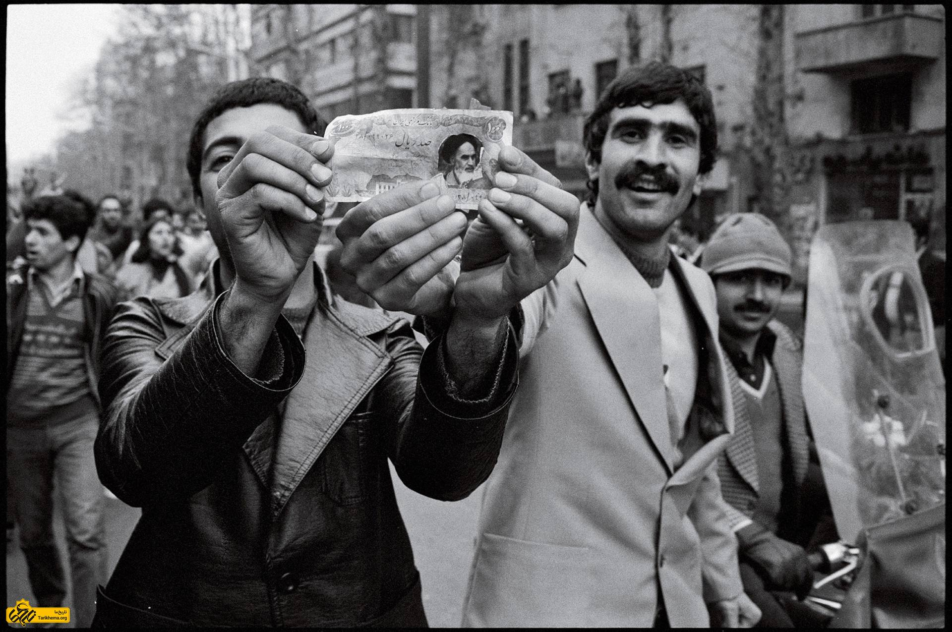 Bildergebnis für عکس های انقلاب 57