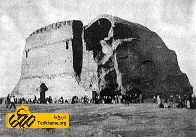 تیسفون شهر ایرانی عراق