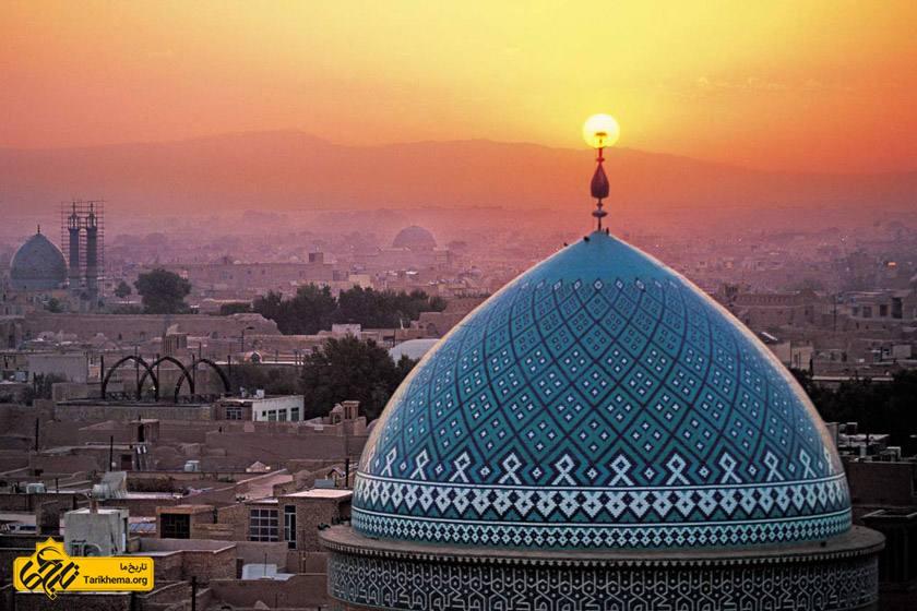 گنبد در ایران