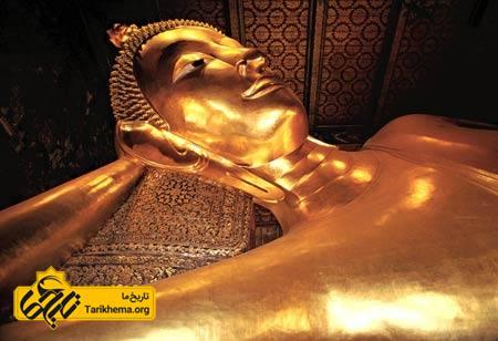 عکس مکانهای تاریخی تایلند, معبد بودای خفته, معبد بودای خوابیده %d9%85%d8%b9%d8%a8%d8%af-%d8%a8%d9%88%d8%af%d8%a7%db%8c-%d8%ae%d9%88%d8%a7%d8%a8%db%8c%d8%af%d9%87 Tarikhema.org