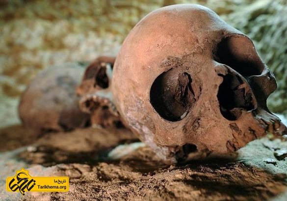 قبرستان باستانی خانوادگی در مصر