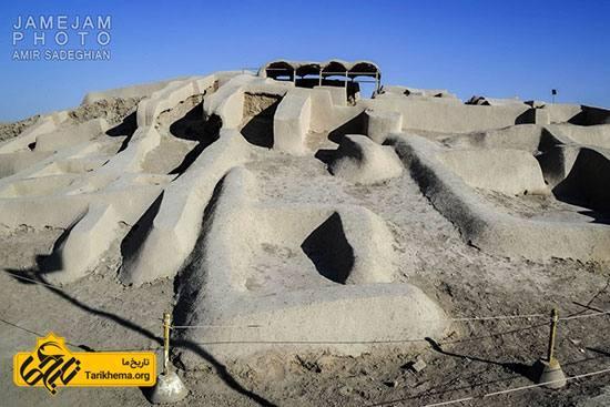 شهر سوخته شهری با قدمت ۶۰۰۰ سال