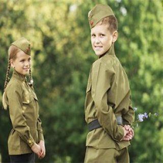 سربازان خردسال جنگ جهانی دوم