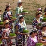 مراسم عید نوروز در برخی کشورها