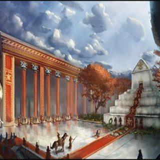 انحطاط پس از کوروش از دید یونانی