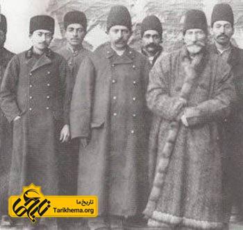 لباس رسمی و معمول طهرانی های دوره قاجار