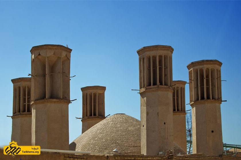 عکس Image result for شهر تاریخی یزد و آب انبار شش بادگیری %db%8c%d8%b2%d8%af Tarikhema.org