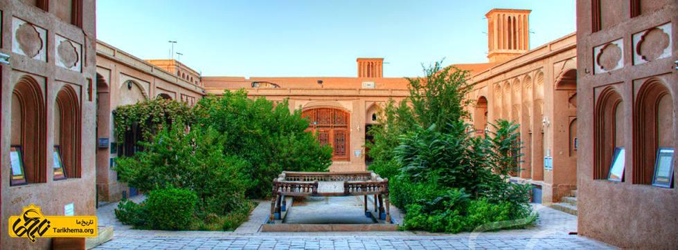 عکس Image result for خانه لاری ها در شهر یزد %db%8c%d8%b2%d8%af Tarikhema.org