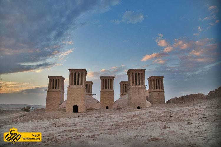 عکس Image result for آب انبار هفت بادگیری عصرآباد در شهرستان صدوق %db%8c%d8%b2%d8%af Tarikhema.org