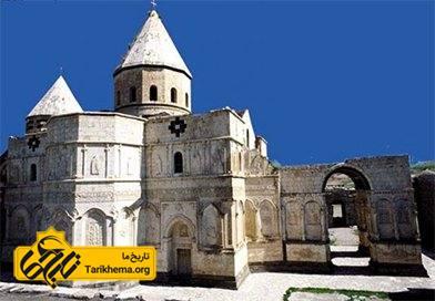 مجموعه کلیساهای آذربایجان
