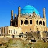 معماری گنبد سلطانیه