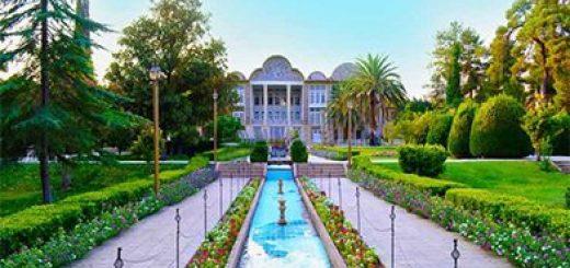 معماری باغ ارم