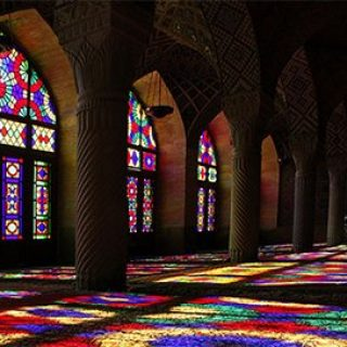 معماری مسجد نصیرالملک