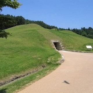 مقبره پادشاه موریونگ