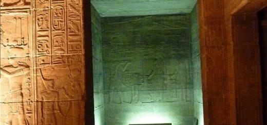 عکس هایی از فضای داخلی اهرام مصر که تا به حال ندیده اید!