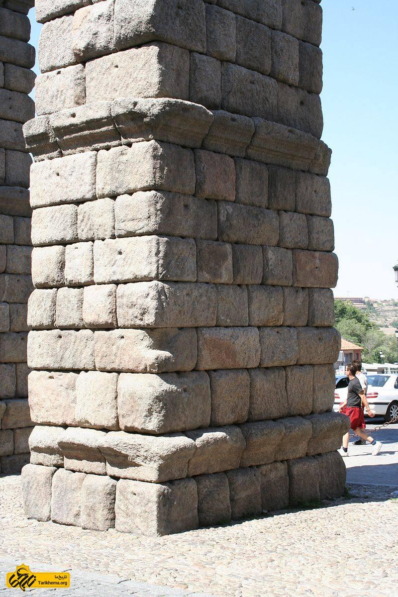 عکس Segovia Acueducto 08 JMM.JPG 26406 Tarikhema.org