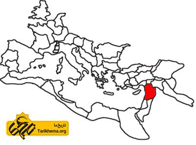 سوریه یک استان در روم