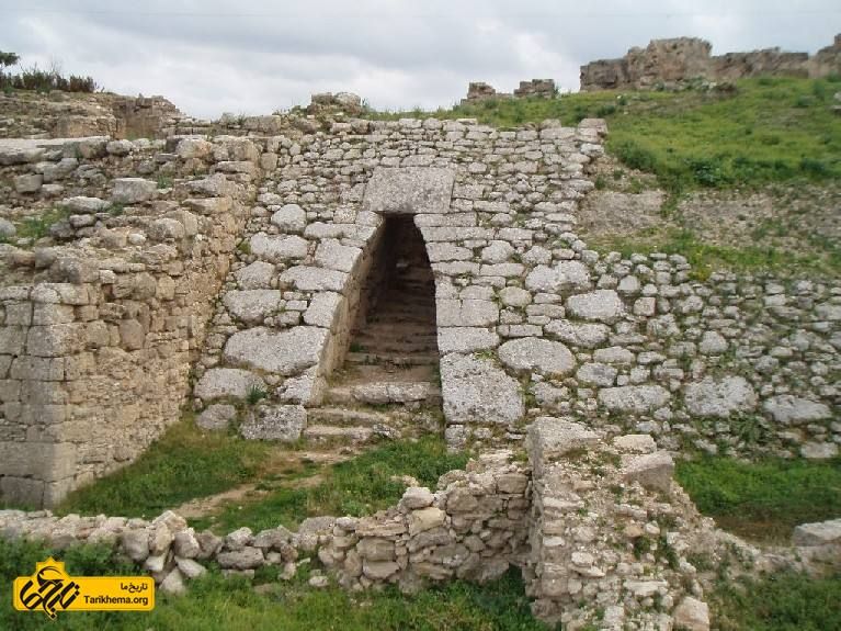 اوگاریت شهری در شمال غرب سوریه