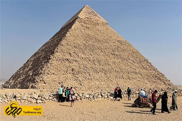 اشاره قرآن به اهرام مصر