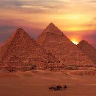 تلههای اهرام مصر