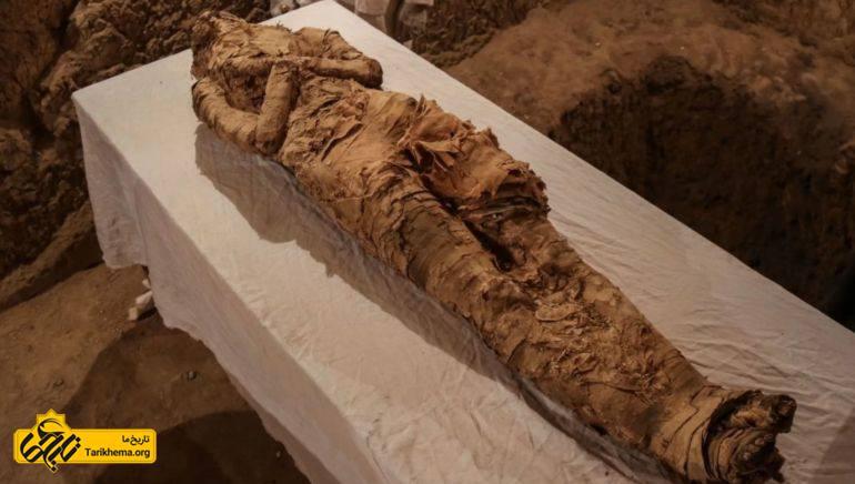 شهر مردگان در مصر