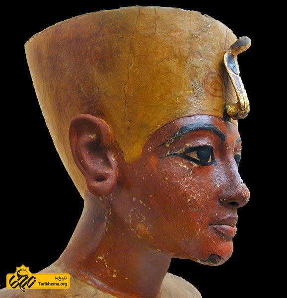 عکس Image result for Tutankhamun %d8%aa%d9%88%d8%aa%e2%80%8c%d8%b9%d9%86%d8%ae%e2%80%8c%d8%a2%d9%85%d9%88%d9%86 Tarikhema.org