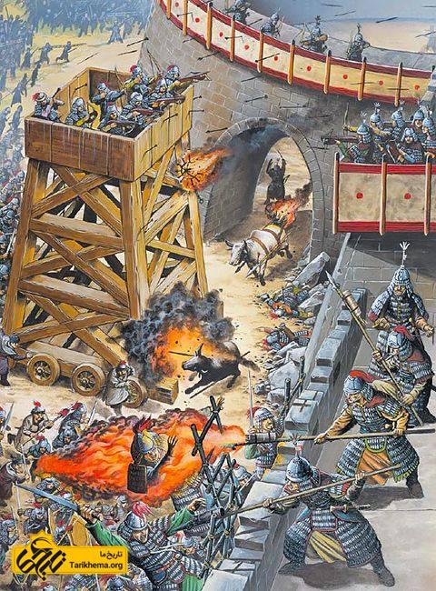 عکس Image result for Fire tower in China history %d8%a7%d9%85%d9%be%d8%b1%d8%a7%d8%aa%d9%88%d8%b1-%d8%ac%d9%88-%d9%88-%d8%a8%d8%a7%d8%a6%d9%88%e2%80%8c%d8%b3%db%8c Tarikhema.org