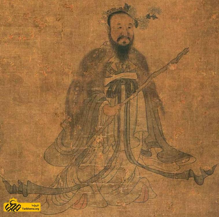 عکس Qu Yuan Chen Hongshou 2.jpg %d8%b2%d9%88%d9%86-%d8%b2%db%8c-%d9%88-%da%86%d9%88-%db%8c%d9%88%d8%a7%d9%86 Tarikhema.org