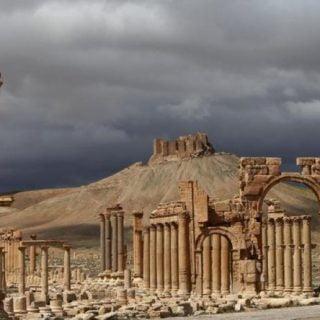 حمله اعراب به دمشق