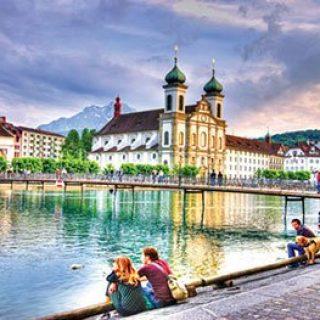 اطلاعاتی جالب درمورد کشور سوئیس