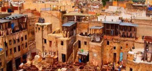 تاریخ شهر فاس