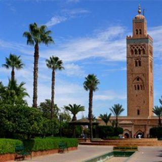 تاریخ شهر مراکش