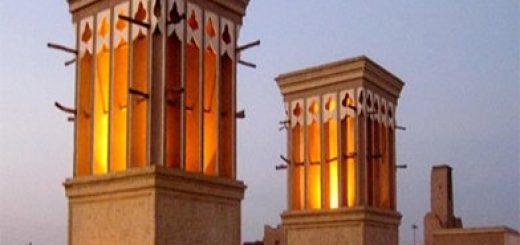 تاریخچه بادگیرها در ایران