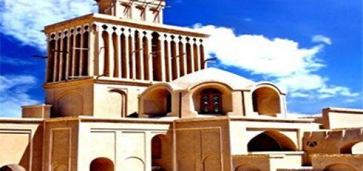 معماری و عناصر بادگیرها