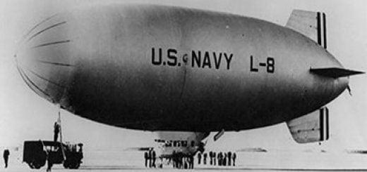 راز کشتی هوایی گم شده