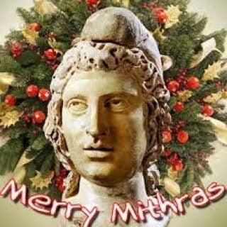 مهرپرستی و کریسمس