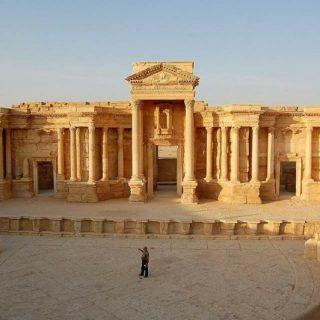 مرور کوتاه بر تاریخ سوریه