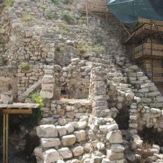 """قوم """"یبوسیها"""" در فلسطین باستان"""