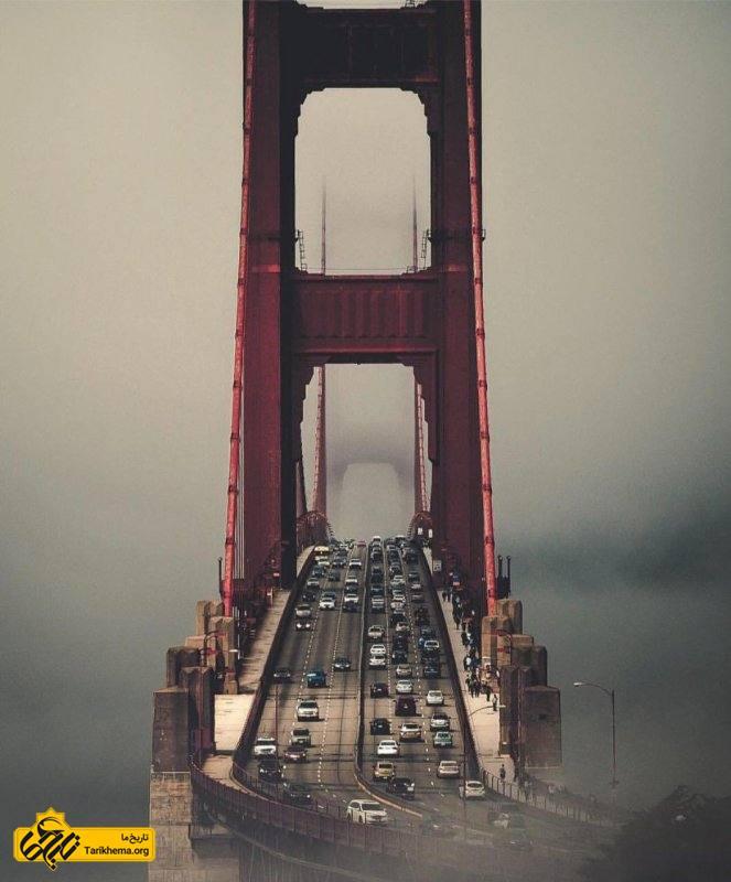دانستنیهایی درباره پل گلدن گیت، پلی برای پایان دادن به زندگی!! (+تصاویر)