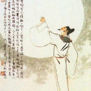 « لی بای» شاعر برجستهی چینی و مختصری از زندگی او