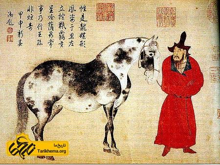 عکس Image result for ancient china horse %d8%b4%d8%a7%db%8c%d8%af-%d8%a8%d9%84%d8%a7-%d8%a8%d9%87-%d8%b3%d8%b9%d8%a7%d8%af%d8%aa-%d9%85%d9%86%d8%ac%d8%b1-%d8%b4%d8%af Tarikhema.org