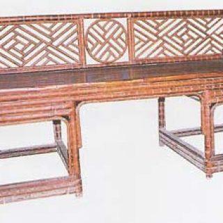 نجاری و ساخت تخت خواب در چین قدیم