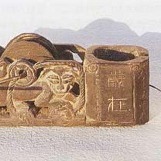« مو دائو» وسیله خط کشی در چین باستان