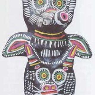 اسباب بازی های گِلی در چین باستان