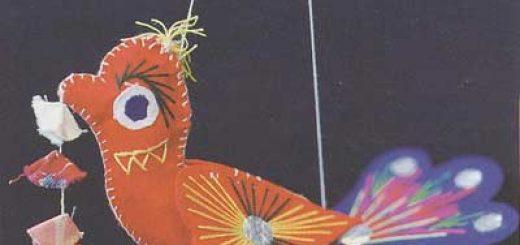 عروسکهای گلدوزی شده در چین باستان