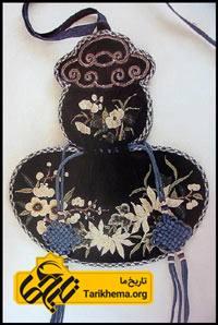 کیسه کوچک معطر در فرهنگ مردم چین
