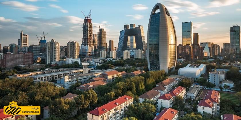 شهر سحرآمیز « بیجینگ»  در چین