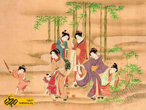 روند شکلگیری نام خانوادگی در چین باستان