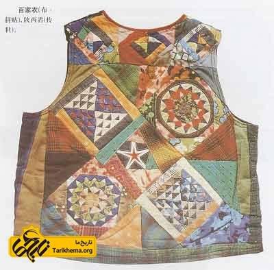 رسم پوشیدن لباس صدخانه در چین